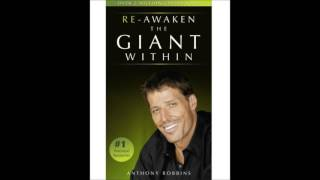 Re Awaken the Giant Within - Anthony Robbins (Audiobook)