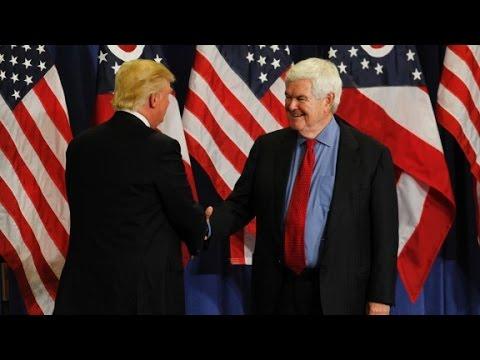 Inside the Trump convention & VP pick deliberations