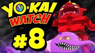 YO-KAI WATCH # 08 ★ Ein Oni in der Schreckenszeit! [HD | 60fps] Let