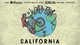 Shadow and Subrosa BMX World Tour in California