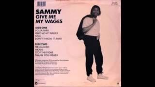 Sammy Maseko-Give me my wages
