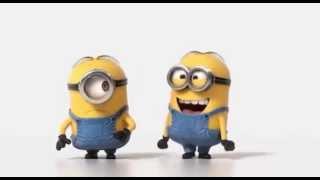 Stuart & Dave Fun smile hahaha Minions Minionki