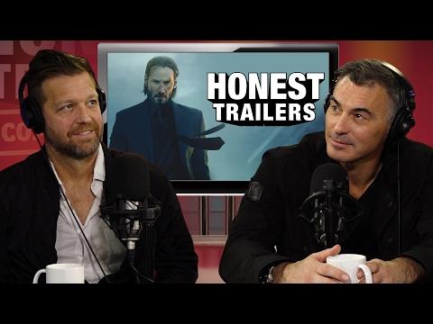 HONEST REACTIONS John Wick Directors React to The Honest Trailer