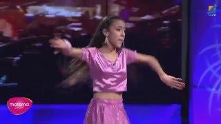 materna Show 2016 - Rihem Bouzidi - Danse Hindou - LOVELY
