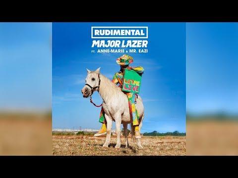 Rudimental & Major Lazer  - Let Me Live (feat. Anne-Marie & Mr. Eazi) (Official Audio)