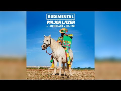 Xxx Mp4 Rudimental Major Lazer Let Me Live Feat Anne Marie Mr Eazi Official Audio 3gp Sex