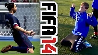 How to play FIFA in real life