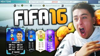 THE BEST FIFA PACK OPENING OF THE YEAR
