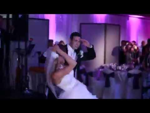 свадебный танец с сюрпризом видео-юй1