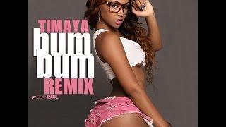 Timaya Ft. Sean Paul - Bum Bum [Lyrics 2015]