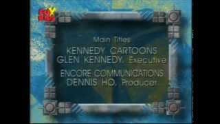 Fantastic Four (1994) Season 1 End Credits