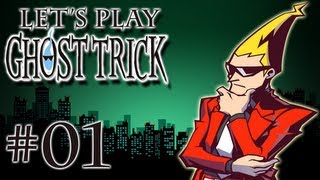 Let's Play Ghost Trick: Phantom Detective - Episode 1 [The End]
