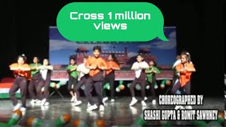 Independence Day special Dance/ Phir bhi Dil hai HINDUSTANI