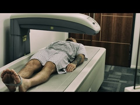 Conor McGregor undergoes a DEXA scan The Mac Life DAY 2