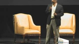 Dinesh D'Souza speaks at the 2014 Unite I.E. Conservative Conference