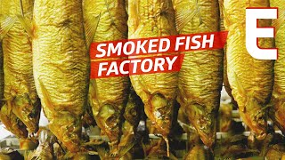 How Smoked Whitefish is Made At This New York Institution — The Process