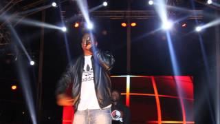 Kid Mc - Acapela no Show Unitel (Diss Xtremo Signo)