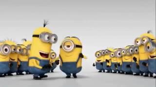 Los Minions -  Shaky Shaky
