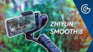 Best Smartphone Gimbal - Smooth III