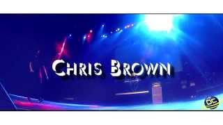 Chris Brown Feat. Usher- New Flame (Official Live Performance in Tacoma)