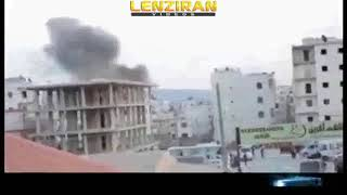 Iranian TV report about Victims of bombardment of Eastern Ghouteh by Turkey