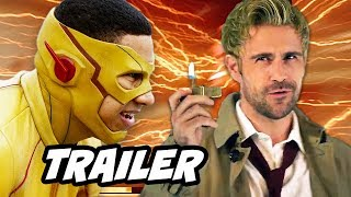 DC Legends Of Tomorrow Season 3 Episode 10 Constantine Promo and Wally West Theory