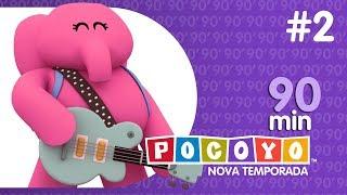 Pocoyo | NOVA TEMPORADA (4) |90 minutos com Pocoyo! [2]
