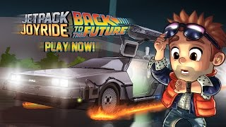 Jetpack Joyride: The Back To The Future™ Event Is Back!