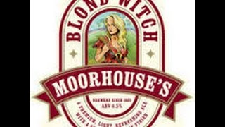 #162 Moorhouse's Blonde Witch  4.5% ENGLAND