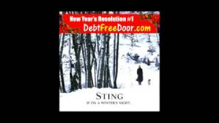 Sting If On A Winters Night - The Hounds Of Winter