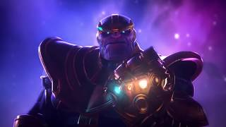 Avengers Vs Thanos Avengers Infinity War Full Fight