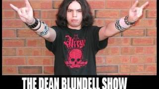 Adrian flips out when he finds out Kirk Cobain is dead THE DEAN BLUNDELL SHOW 102.1 THE EDGE FM