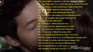The Best OST Of Korean Drama & Film Part 5