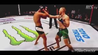 Conor McGregor vs Nate Diaz 2 [Fight  Highlights]