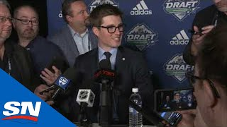 Kyle Dubas Talks Patrick Marleau Trade, Possible Contract Extensions & Maple Leafs Draft