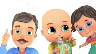 Johny Johny Yes Papa - Nursery Rhymes Collection from Jugnu Kids