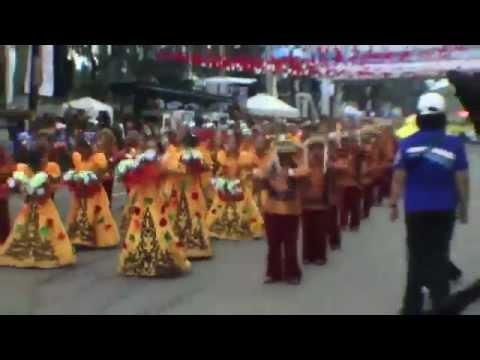 SINULOG FESTIVAL & GRAND PARADE CEBU PHILIPPINES