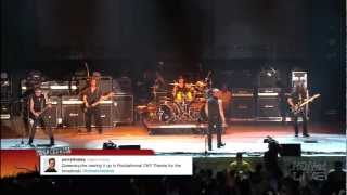 1080 HD Queensryche FULL SHOW Rocklahoma May 27 2012 Pt 2