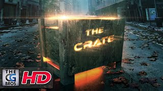 "A Sci-Fi Short Film Trailer: ""The Crate""  - by Speeding Bullet Studios"