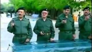 فيديو تحشيش صدام على وزراء