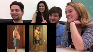 🔥🔥🔥FAT TO FIT | Aamir Khan Body Transformation | Dangal | REACTION by CALIFORNIANS (must watch NOW)!