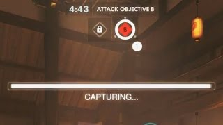 Overwatch Bronze Moments #19 - Solo Backdoor VICTORY