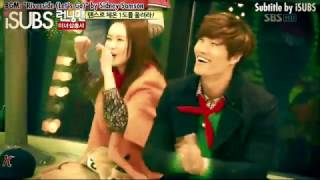 Standing with an Army - Kim Jong Kook and Go Ara (Running Man FMV)