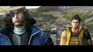 Let's play Sengoku Basara: Samurai Heroes part 7 Ieyasu Part 7
