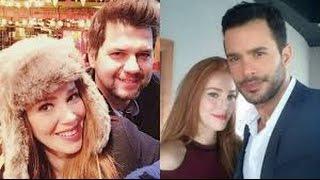 شاهد زوجات وازواج ابطال مسلسل حب للايجار التركي الحقيقين