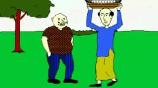 Bangla funny cartoon   DUI BOLOD!!