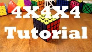 How to Solve the 4x4x4