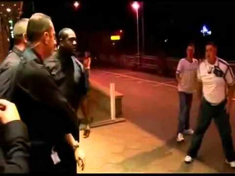 bouncers fight and bash people