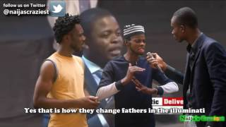 Illuminati in Church Beyonce's Real Daughter Confesses in South Africa  Prophet