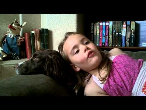 A Girl and her poor Dog.mp4